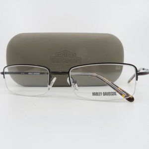 Harley-Davidson HD 276 BRN  Semi Rimless Glasses